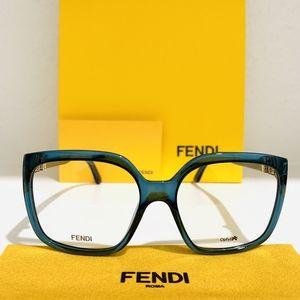 Fendi Glasses Frame Style FF 0420 Color MR8